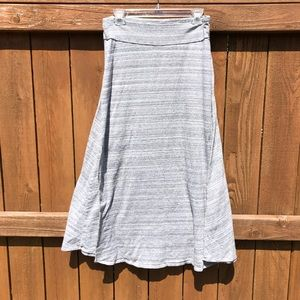 Gap Maxi Skirt Size Medium
